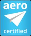 Aero Certified Badge