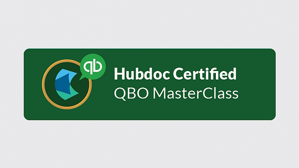 Hubdoc QBO MasterClass