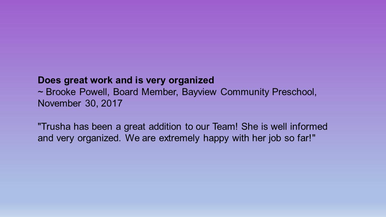Bayview Community Preschool