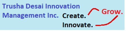 Trusha Desai Innovation Management Inc's
