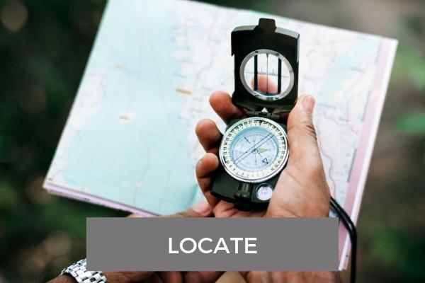 Locate