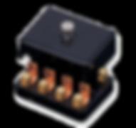 fuse box/FE-A1501/4 pole/Mercedes Benz
