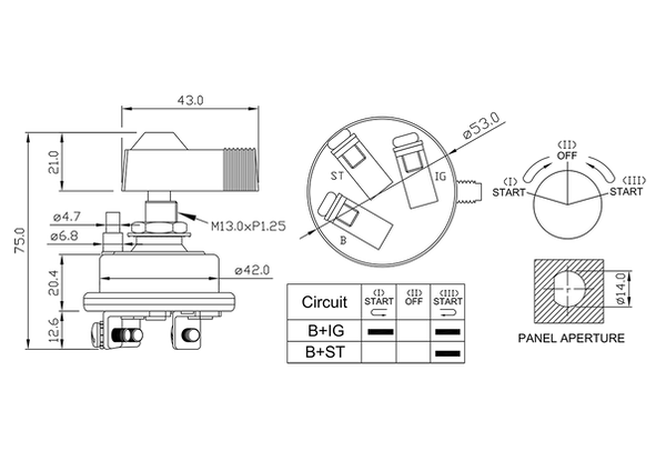on caterpillar ignition switch wiring diagram dozer dc 3
