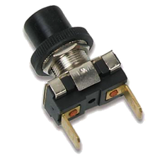 push button switch/FE-A1219C/SPST/waterproof/sikicone cover
