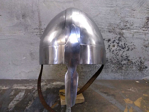 7th - 11th Century Domed Spangenhelm