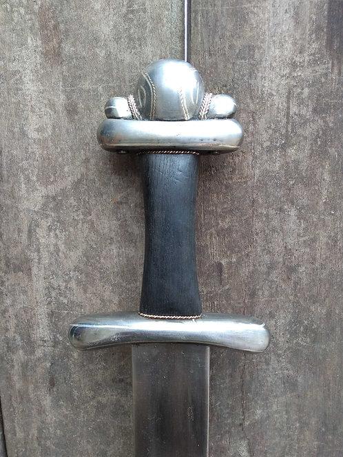 10th Century Rosenlund Sword - Møntergården Museum, Odense