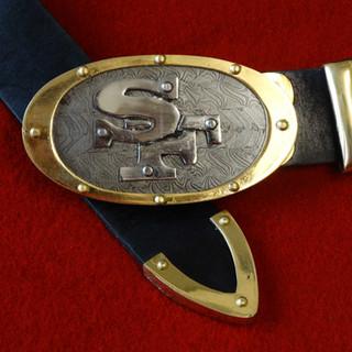 49ers Belt