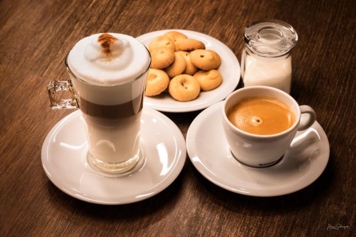 Cafe y Capuccino