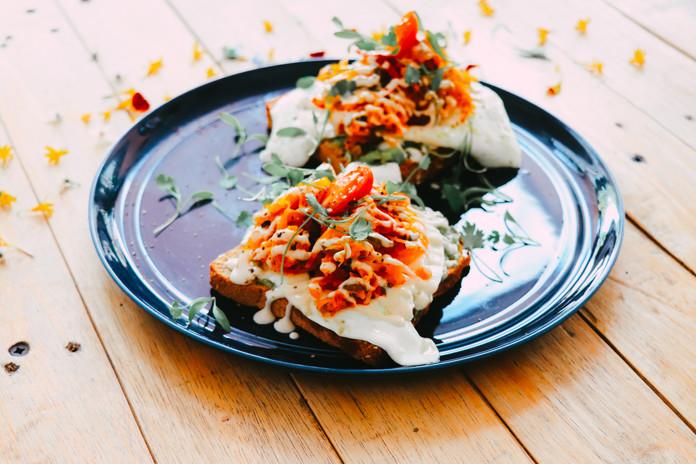 Avo Zen Toast