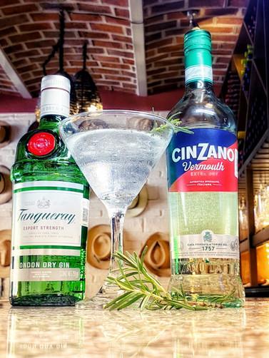 Tony's Martini