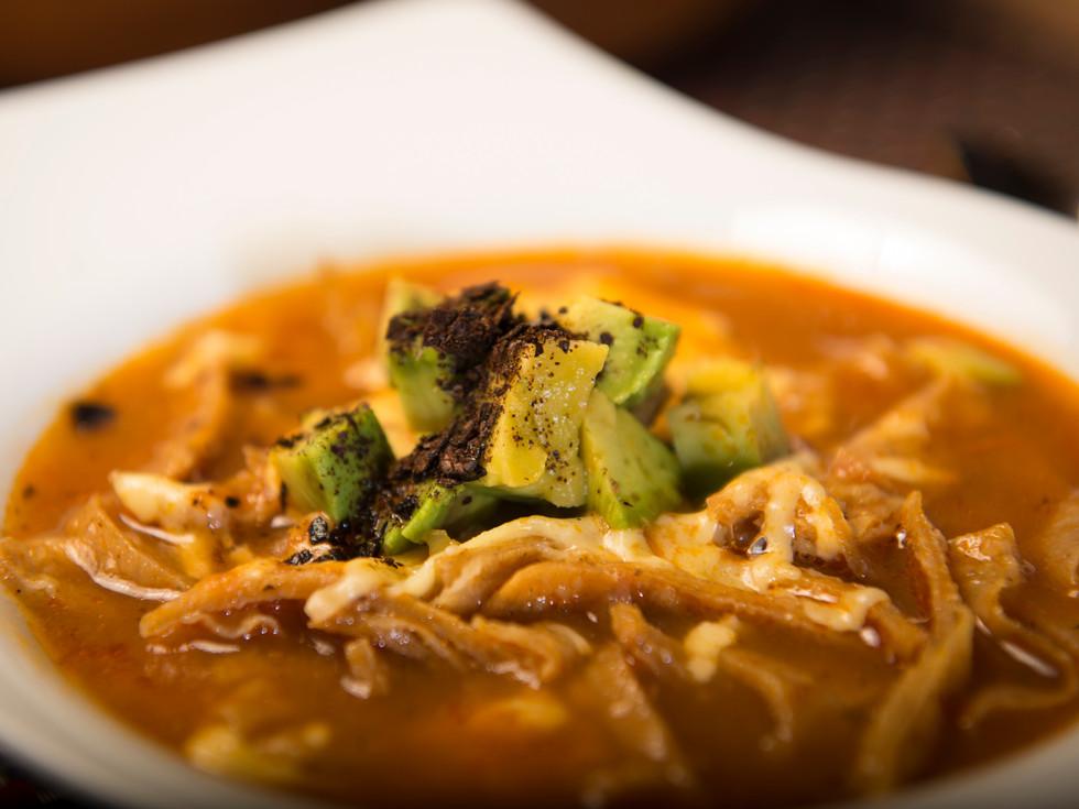Sopa Azteca / Aztek Soup