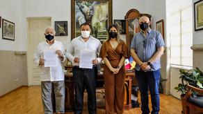 Apoyos del Gobierno de Chapala para Miembros RUA