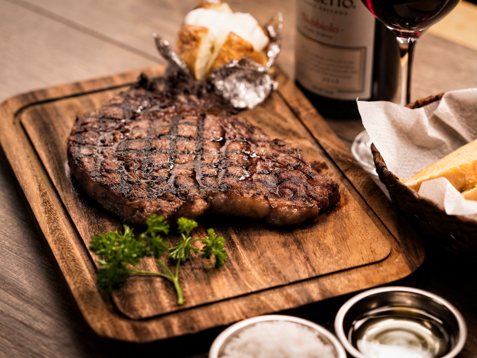 Rib Eye Certified Angus Beef®