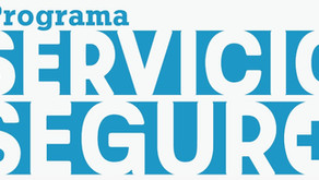 Programa SERVICIO SEGURO ahora en Chapala!