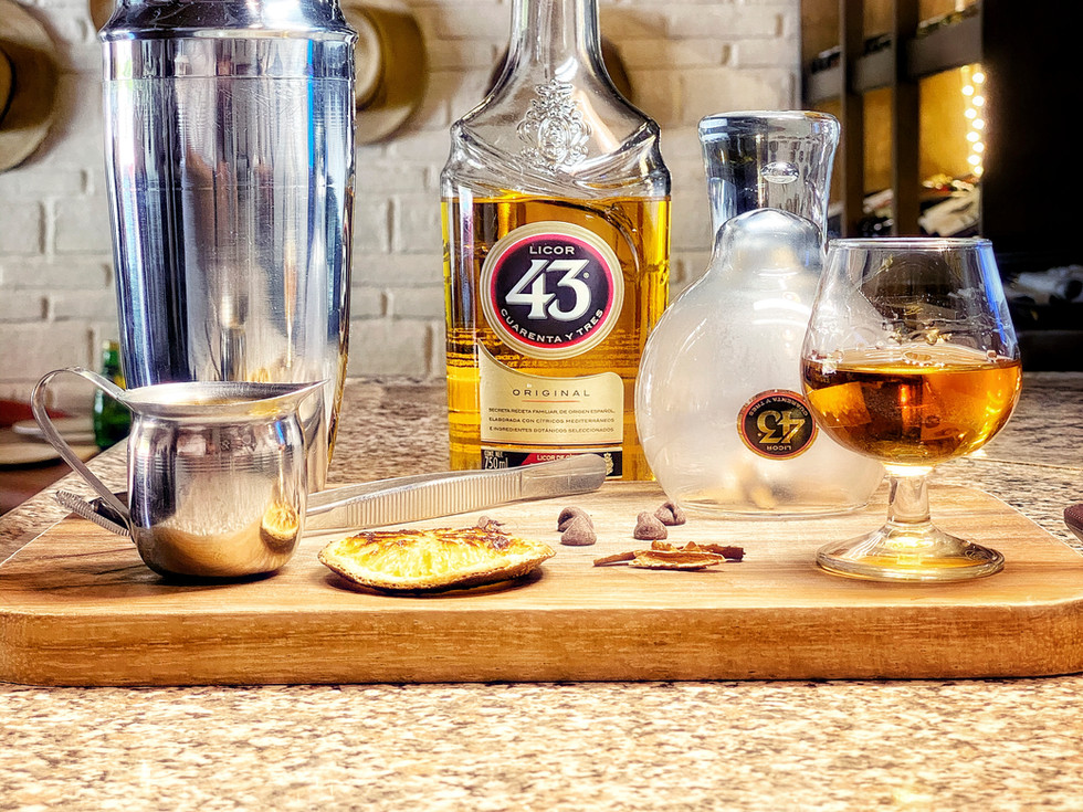 Carajillo 43
