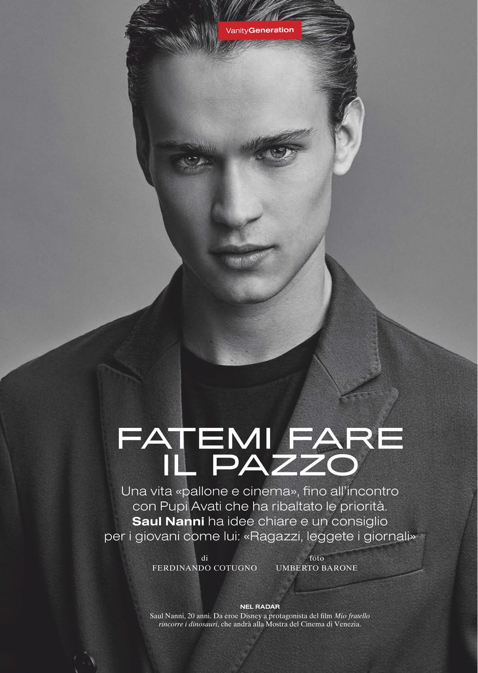 Vanity Fair Italia N33 dal 21 al 27 agos