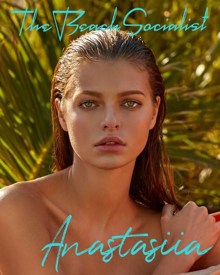 THE BEACH SOCIALIST - Anastasiia