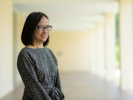 ครูอาชีวะหญิงคนแรกของไทย คว้ารางวัลสมเด็จเจ้าฟ้ามหาจักรี ปี 64