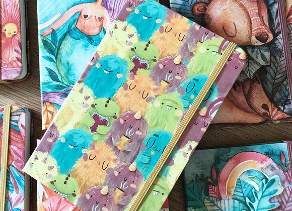 Notebook Monstruos