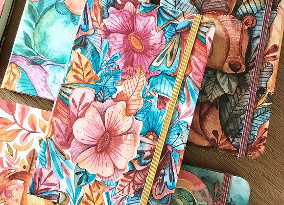 Notebook Mariposas