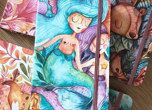 Notebook Sirenas