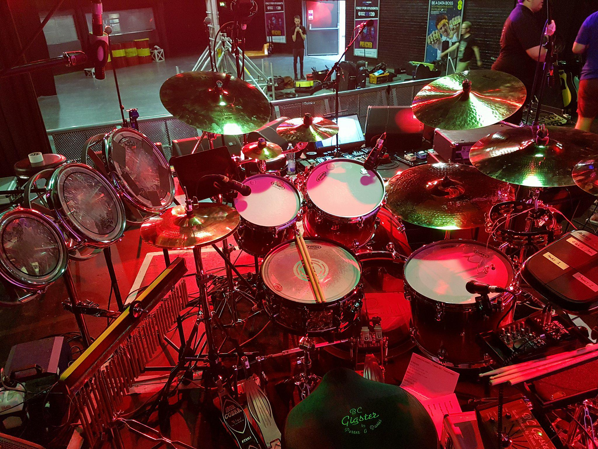 Shaun's kit