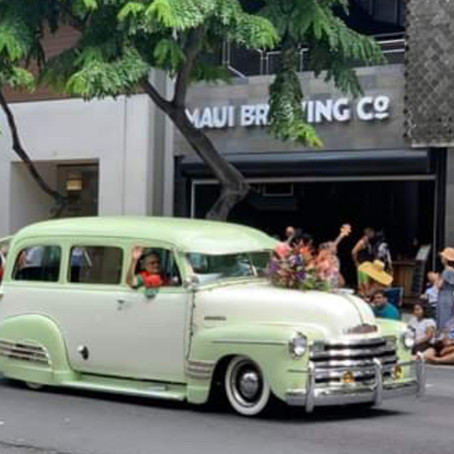 2019 Aloha Week Parade