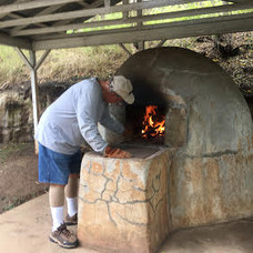 Firing up the Forno!