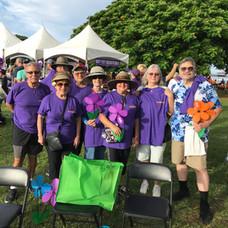 2019 Alzheimers's Walk