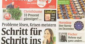 """Experten-Interview mit der Münchner Abendzeitung zum Thema """"Krise"""""""