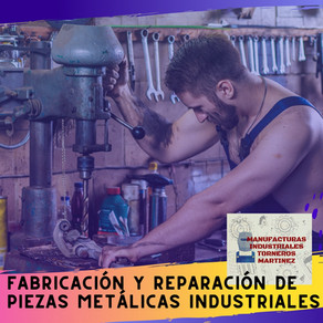 Manufacturas Industriales Torneros Martinez