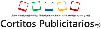 Logo Cortitos Publicitarios