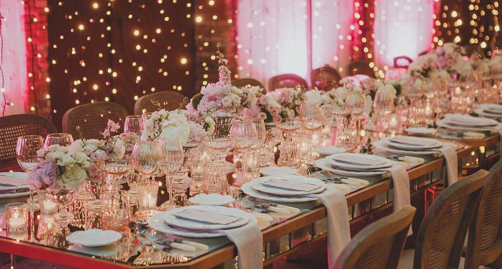 Diseñamos, organizamos y producimos tú boda.
