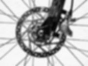 black-and-white-photo-of-bicycle-spokes-