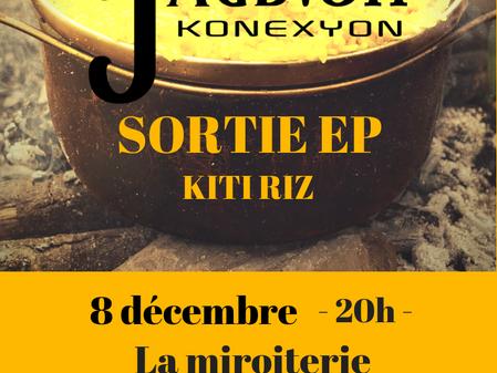 Concert:  nouvel album de Jagdich Konexyon