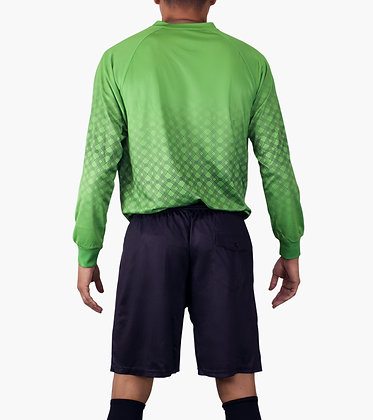 Soccer Referee Jersey Long Sleeve Full Set
