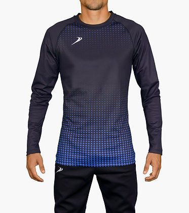 Soccer Compression Jersey Long Sleeve
