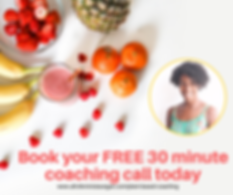 Book your 30 minute Coaching Call Today.