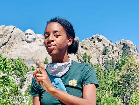 I Went To Mount Rushmore. Here's Why I Felt Unsafe As A Liberal, Black Traveler
