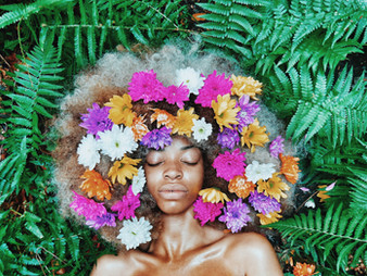 10 Vegan Foods for Beautiful Natural Hair