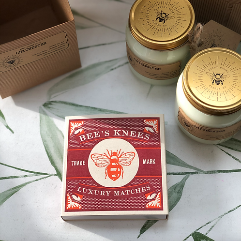 Bees Knees Luxury Candle Matches