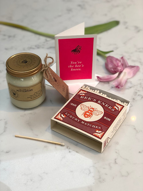 Bees Knees Gift Set