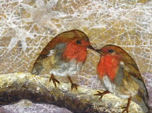 """""""Kissing Birds"""""""