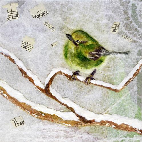 """""""Pine Warbler"""""""