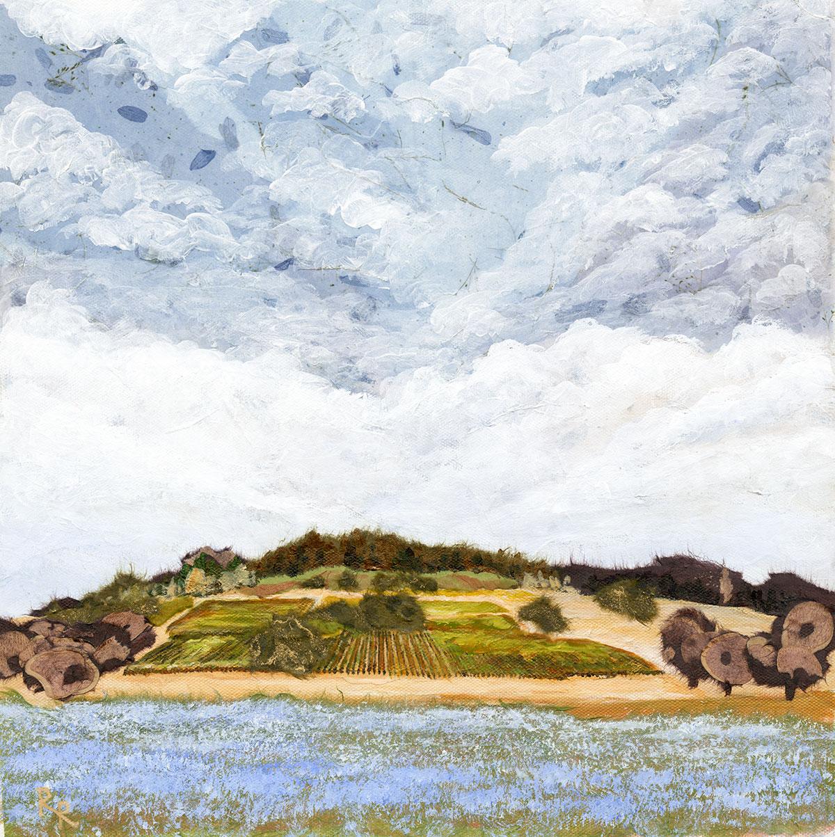 Oregon Vineyard II