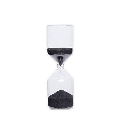Sanduhr Klarglas 5 Minuten