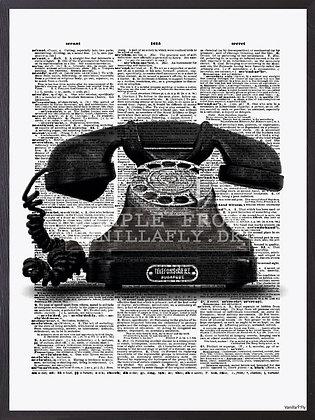 Poster Telefon
