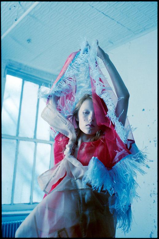 Yeva Podurian, Black Magazine