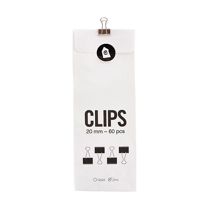 Office Clips 20 mm