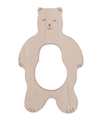 Beißring Greifling Bär